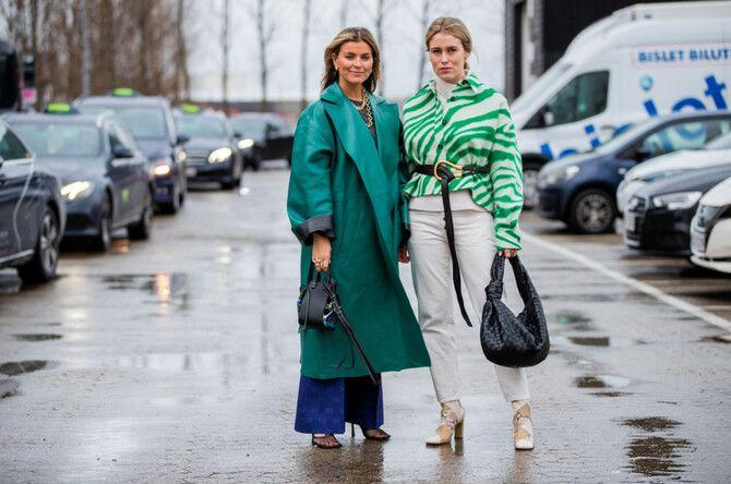 Модные цвета осень-зима 2020-2021: фото, тренды цветов 30