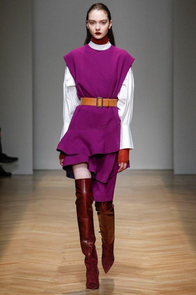 Модные цвета осень-зима 2020-2021: фото, тренды цветов 38