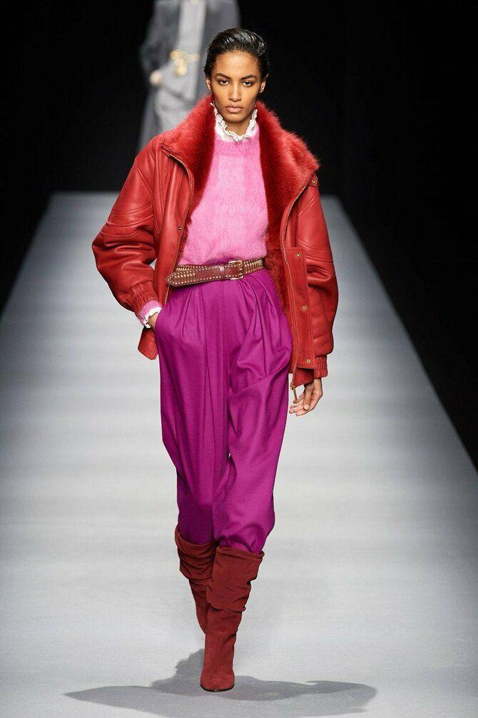 Модные цвета осень-зима 2020-2021: фото, тренды цветов 39