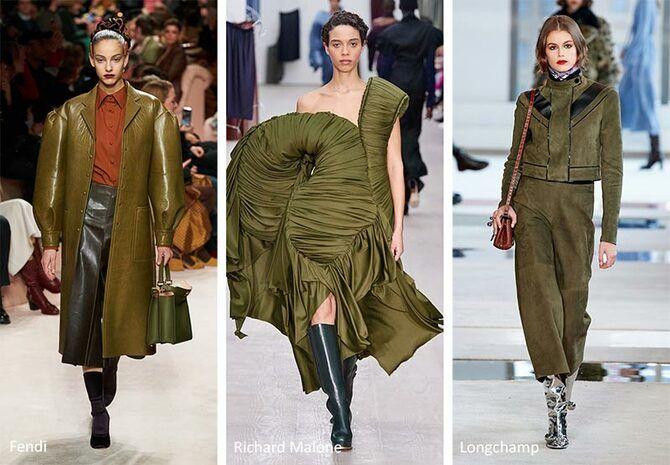 Модные цвета осень-зима 2020-2021: фото, тренды цветов 41