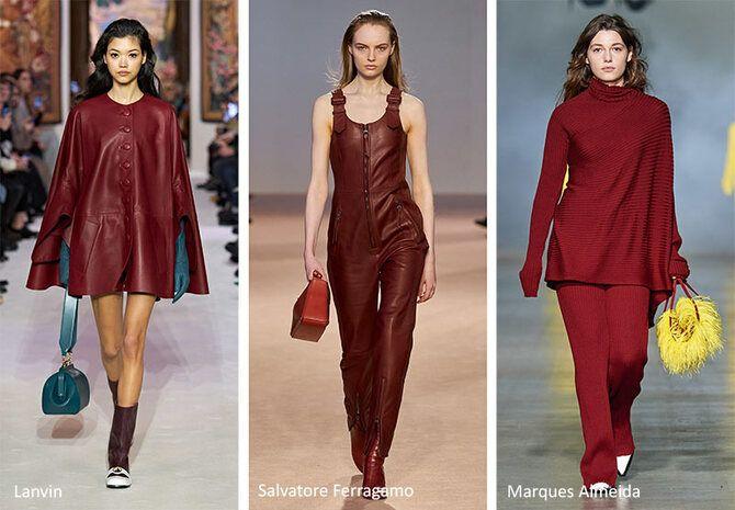 Модные цвета осень-зима 2020-2021: фото, тренды цветов 44