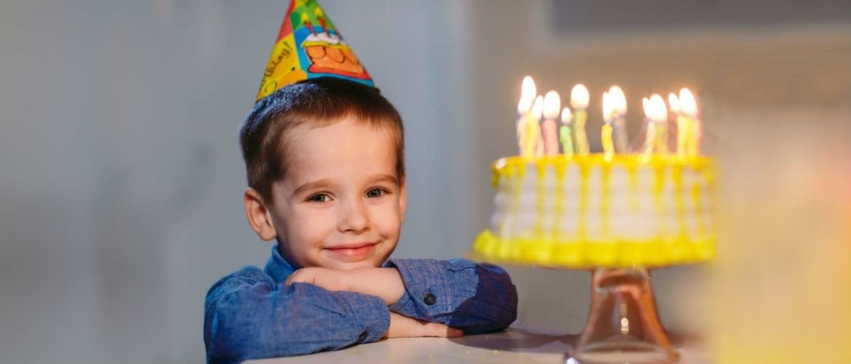 З днем народження сина – привітання своїми словами