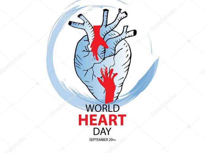 Всесвітній день серця – як привітати один одного? 2