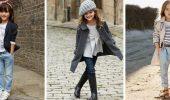 Модний дитячий одяг Осінь/Зима 2020-2021