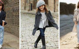 Модная детская одежда Осень/Зима 2020-2021
