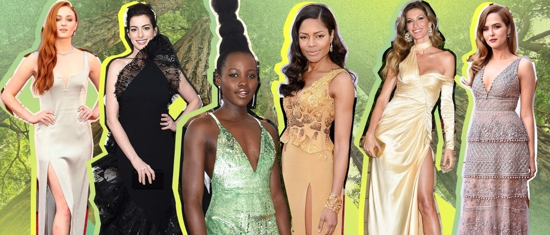 Модный тренд: знаменитости, которые выбирают экоодежду