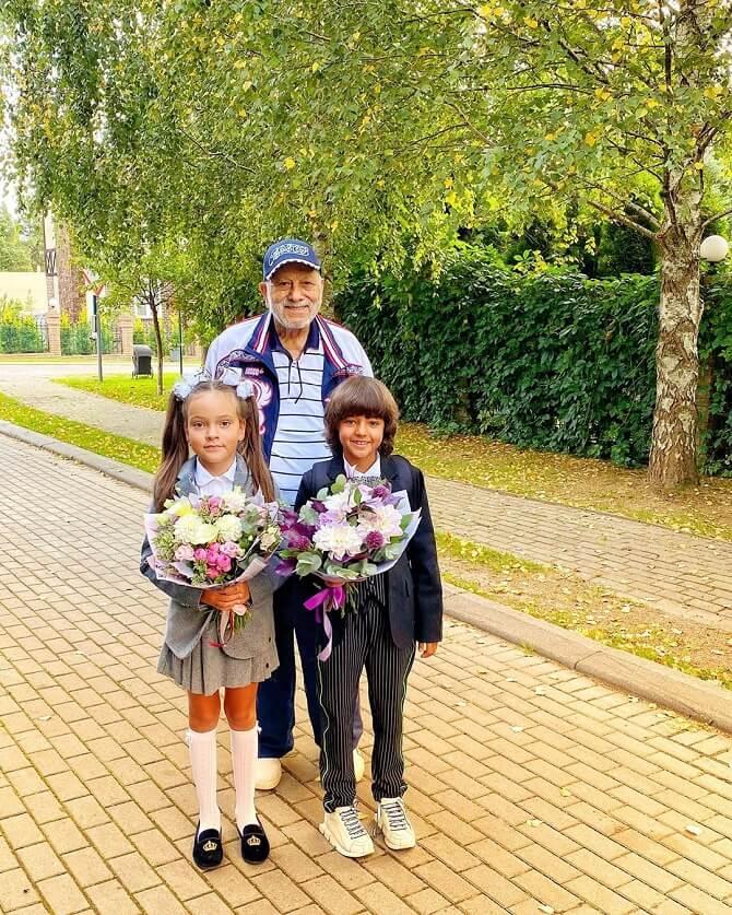 діти Філіпа Кіркорова