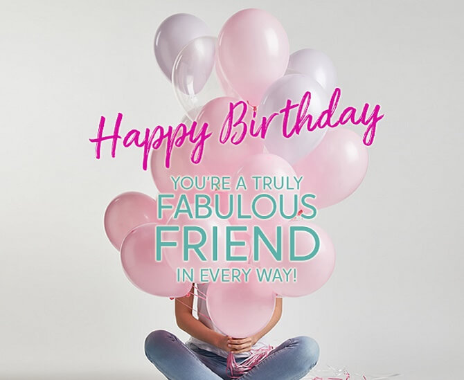 Beautiful images of happy birthday wishes to a woman 2