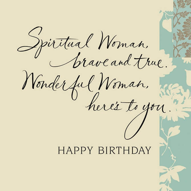 Beautiful images of happy birthday wishes to a woman 13