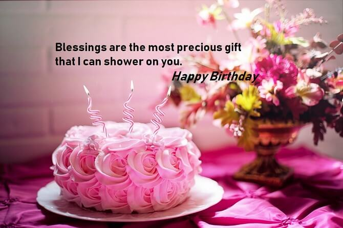 Beautiful images of happy birthday wishes to a woman 20