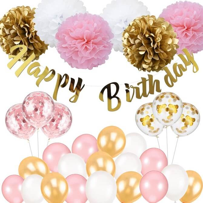 Beautiful images of happy birthday wishes to a woman 3