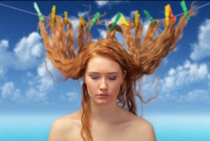 Наука про сушіння волосся: що потрібно знати про догляд, щоб не зіпсувати локони 1