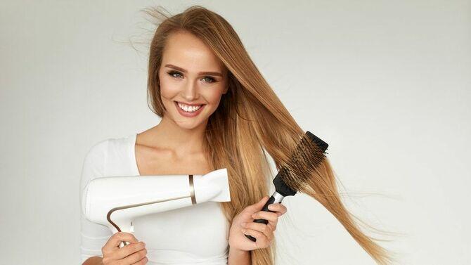 Наука про сушіння волосся: що потрібно знати про догляд, щоб не зіпсувати локони 4
