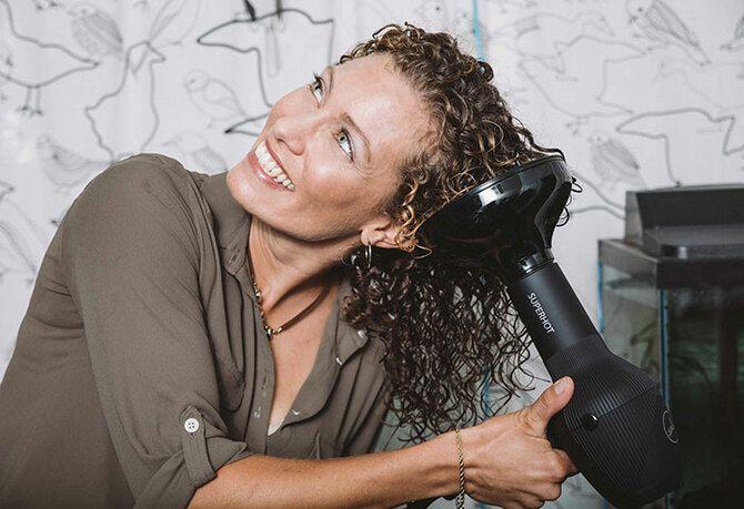 Наука про сушіння волосся: що потрібно знати про догляд, щоб не зіпсувати локони 7