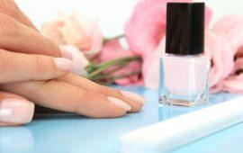 5 шагов к здоровым ногтям после шеллака