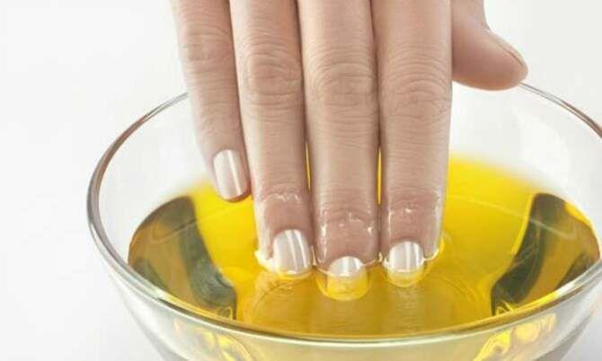 5 шагов к здоровым ногтям после шеллака 5