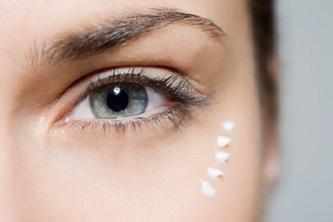 Як підібрати і наносити крем навколо очей: головні лайфхаки 1