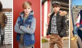 Модні куртки для хлопчиків 2020-2021