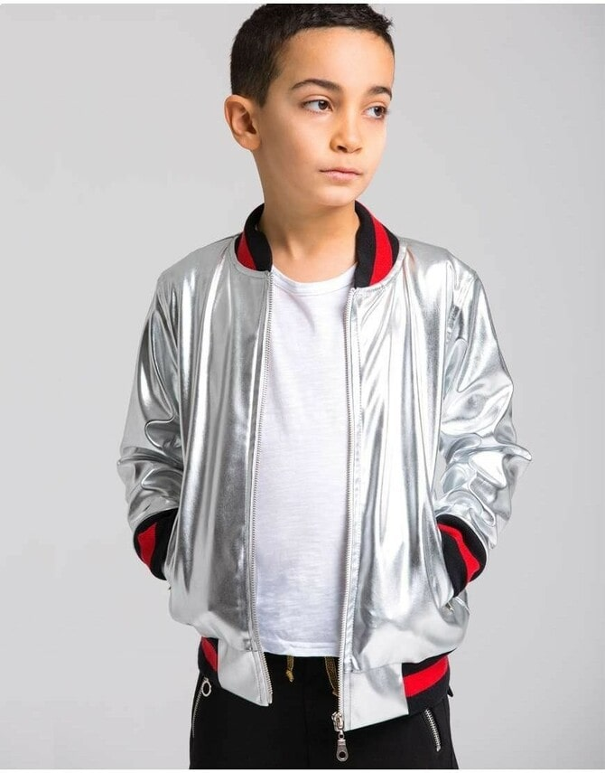 Модные куртки для мальчиков 2020-2021 12