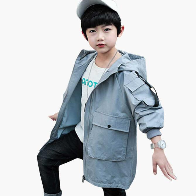 Модные куртки для мальчиков 2020-2021 13