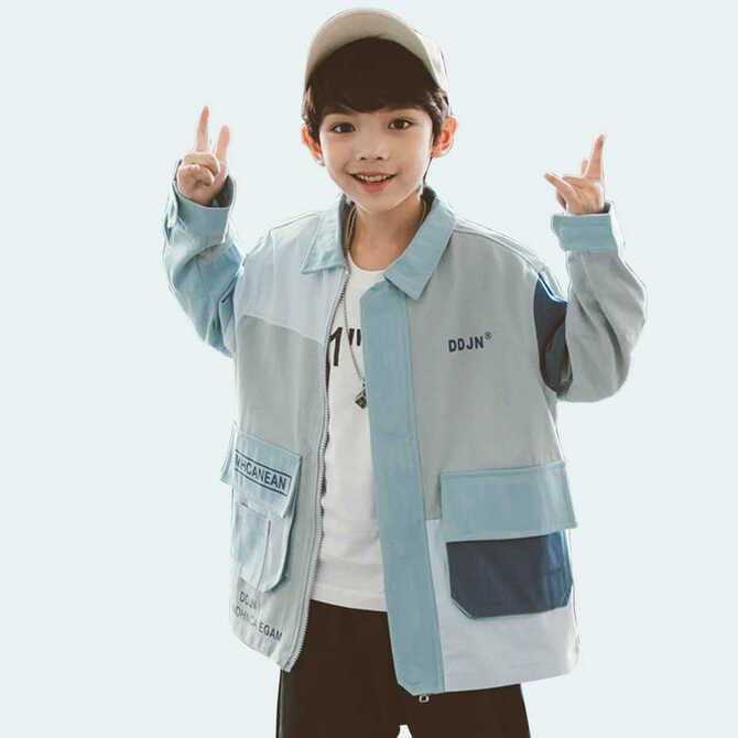 Модные куртки для мальчиков 2020-2021 14