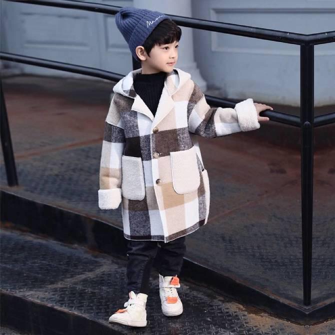 Модные куртки для мальчиков 2020-2021 16