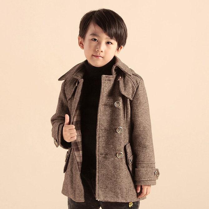 Модные куртки для мальчиков 2020-2021 18