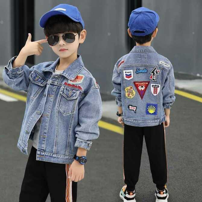 Модные куртки для мальчиков 2020-2021 2
