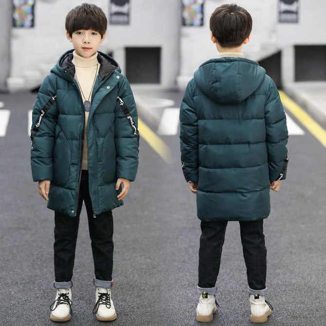 Модные куртки для мальчиков 2020-2021 21