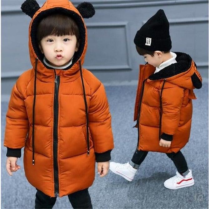 Модные куртки для мальчиков 2020-2021 22