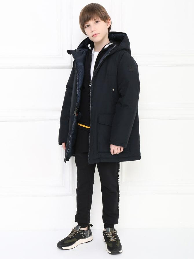 Модные куртки для мальчиков 2020-2021 23
