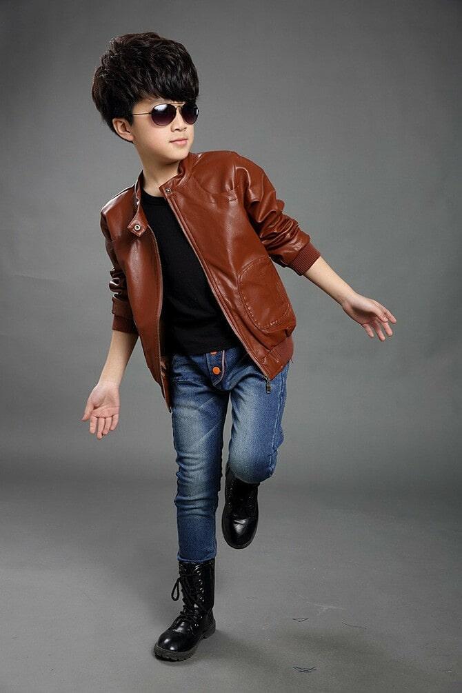 Модные куртки для мальчиков 2020-2021 5