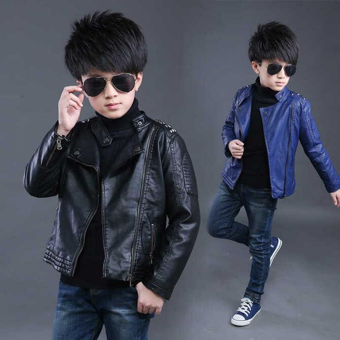 Модные куртки для мальчиков 2020-2021 6