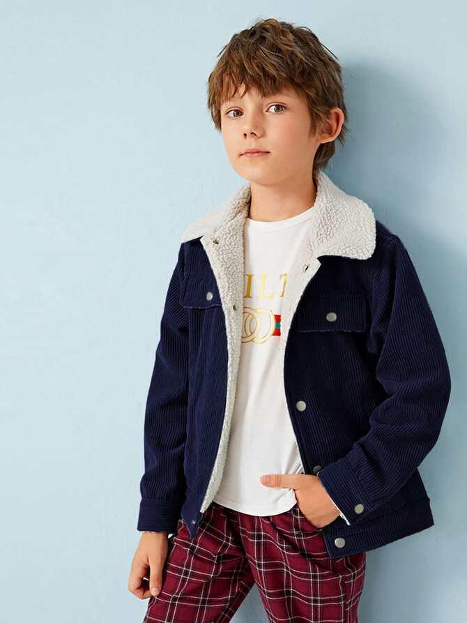 Модные куртки для мальчиков 2020-2021 7