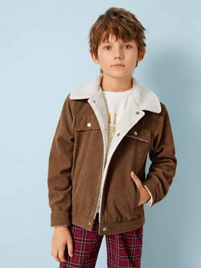 Модные куртки для мальчиков 2020-2021 8