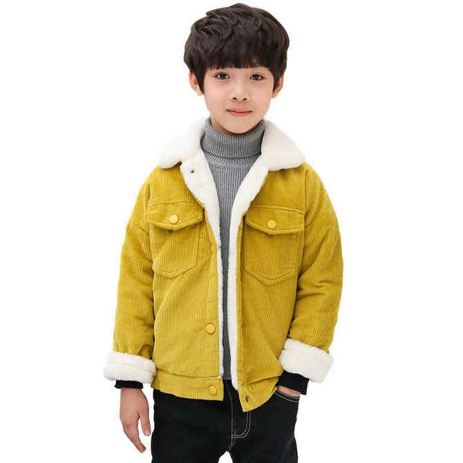 Модные куртки для мальчиков 2020-2021 9