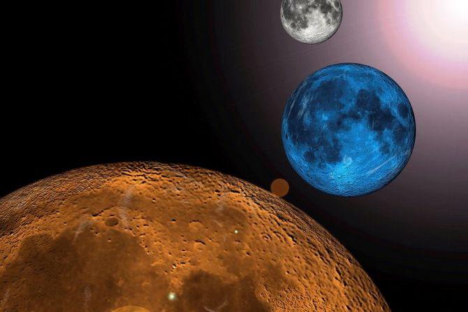 Что такое Луна без курса и что нельзя делать в этот период? 1