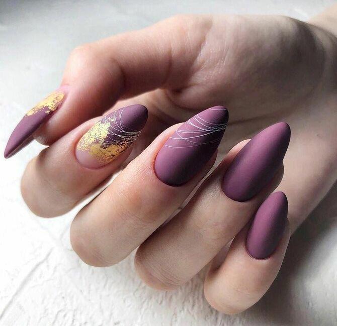 Павутинка на нігтях: ефектні дизайни 2020–2021 16