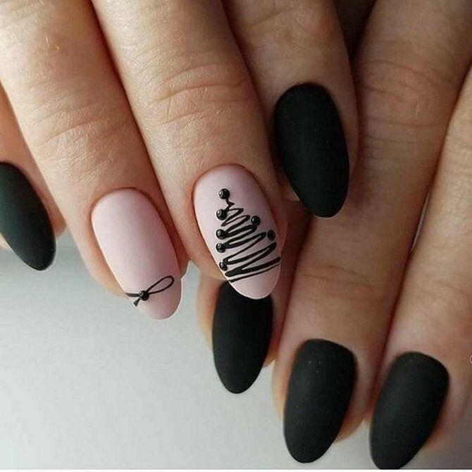 Павутинка на нігтях: ефектні дизайни 2020–2021 49