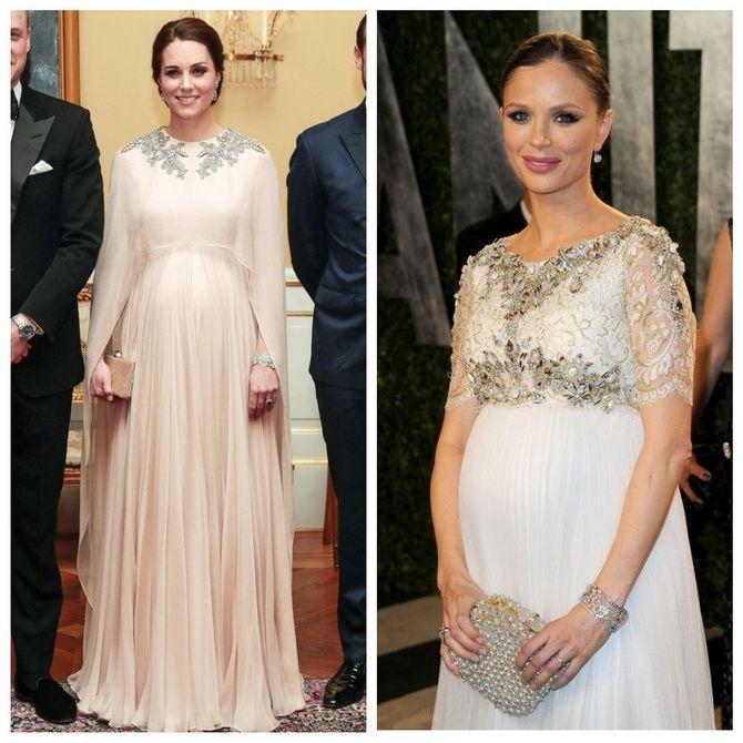 Мода для беременных 2020-2021: фасоны на прохладные сезоны 4
