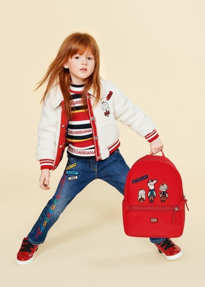 Модная детская одежда Осень/Зима 2020-2021 10
