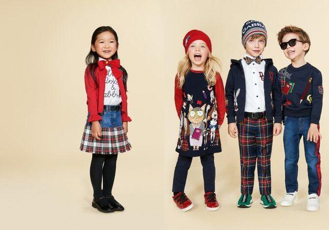 Модная детская одежда Осень/Зима 2020-2021 11