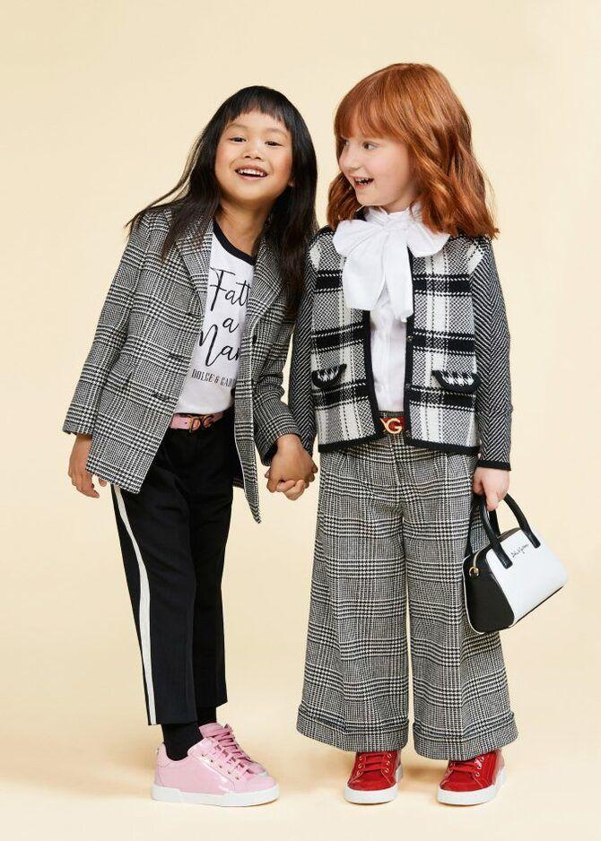 Модная детская одежда Осень/Зима 2020-2021 12