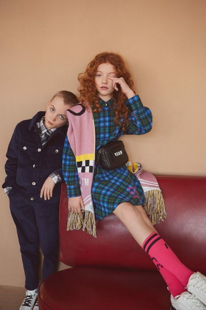 Модная детская одежда Осень/Зима 2020-2021 13