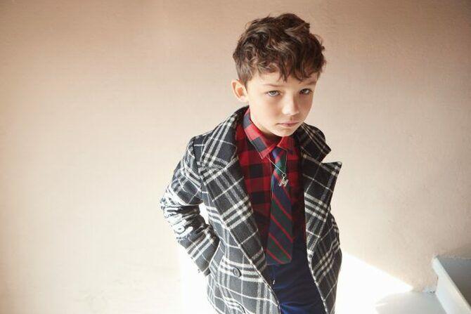 Модная детская одежда Осень/Зима 2020-2021 14
