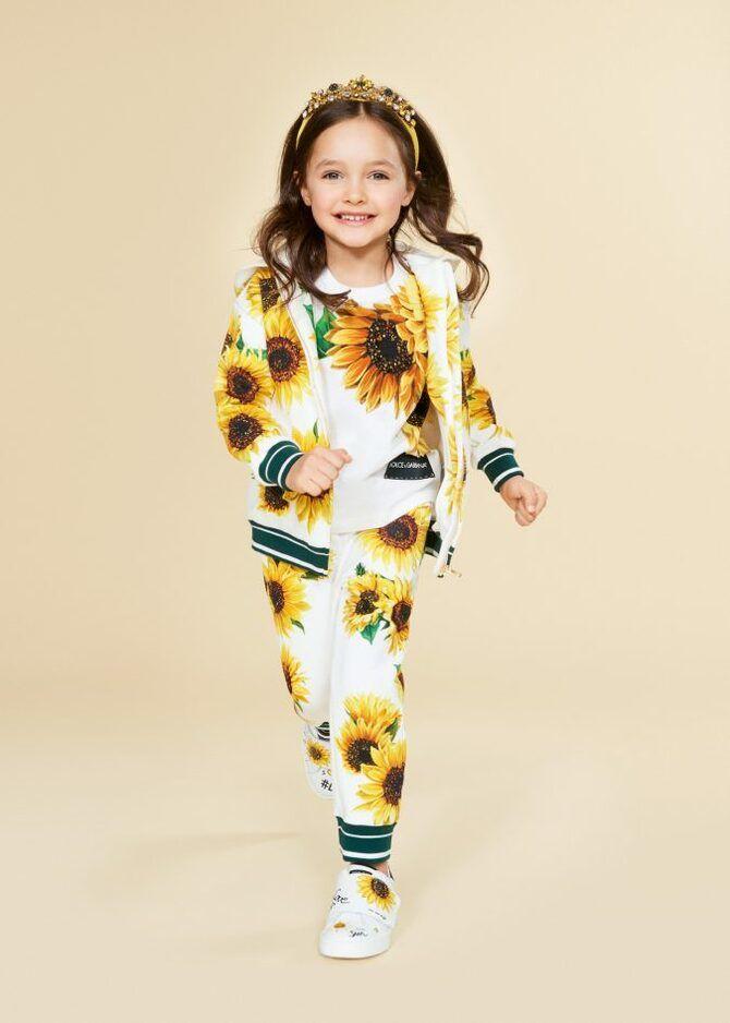 Модная детская одежда Осень/Зима 2020-2021 17