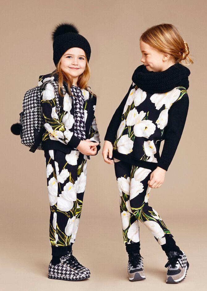 Модная детская одежда Осень/Зима 2020-2021 16