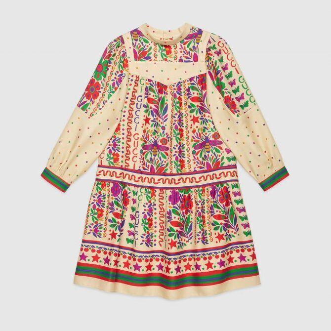 Модная детская одежда Осень/Зима 2020-2021 15