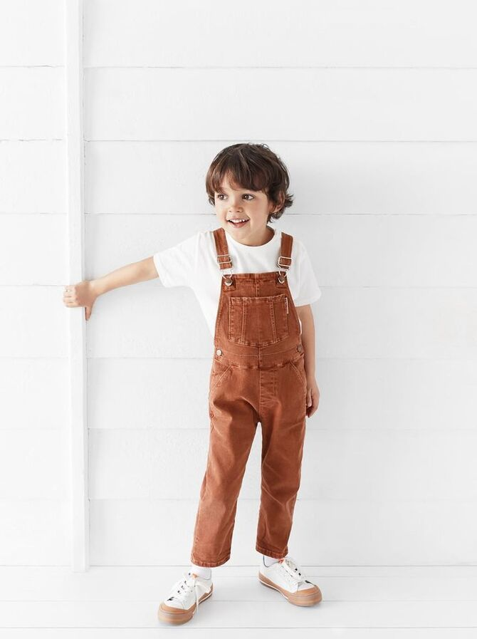 Модная детская одежда Осень/Зима 2020-2021 19