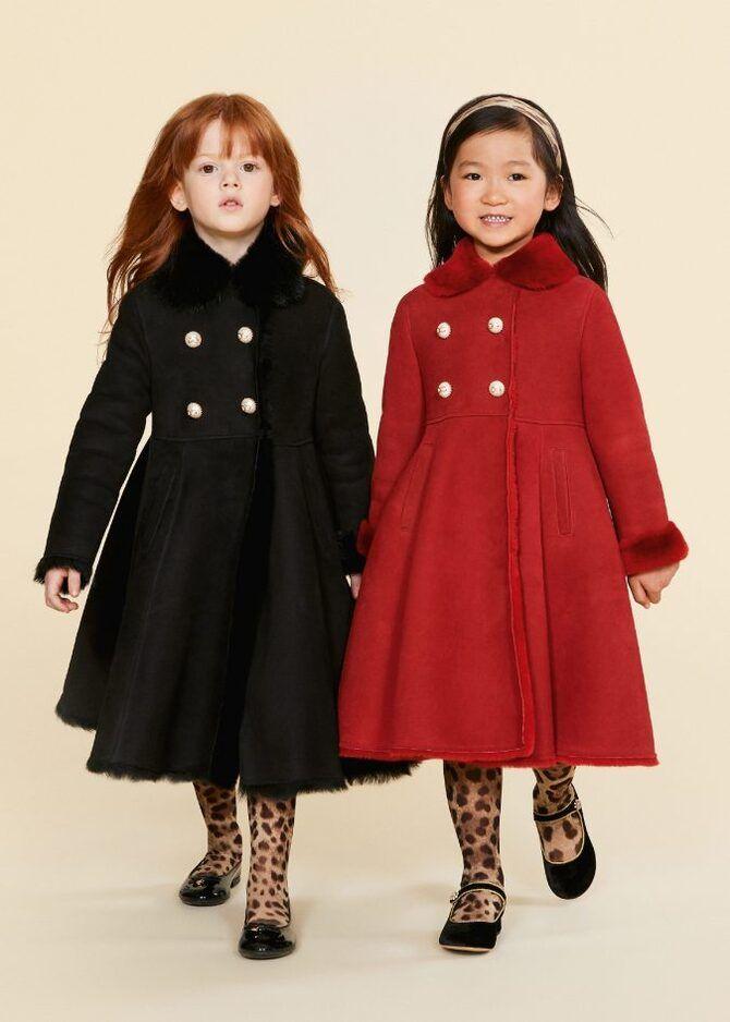Модная детская одежда Осень/Зима 2020-2021 25